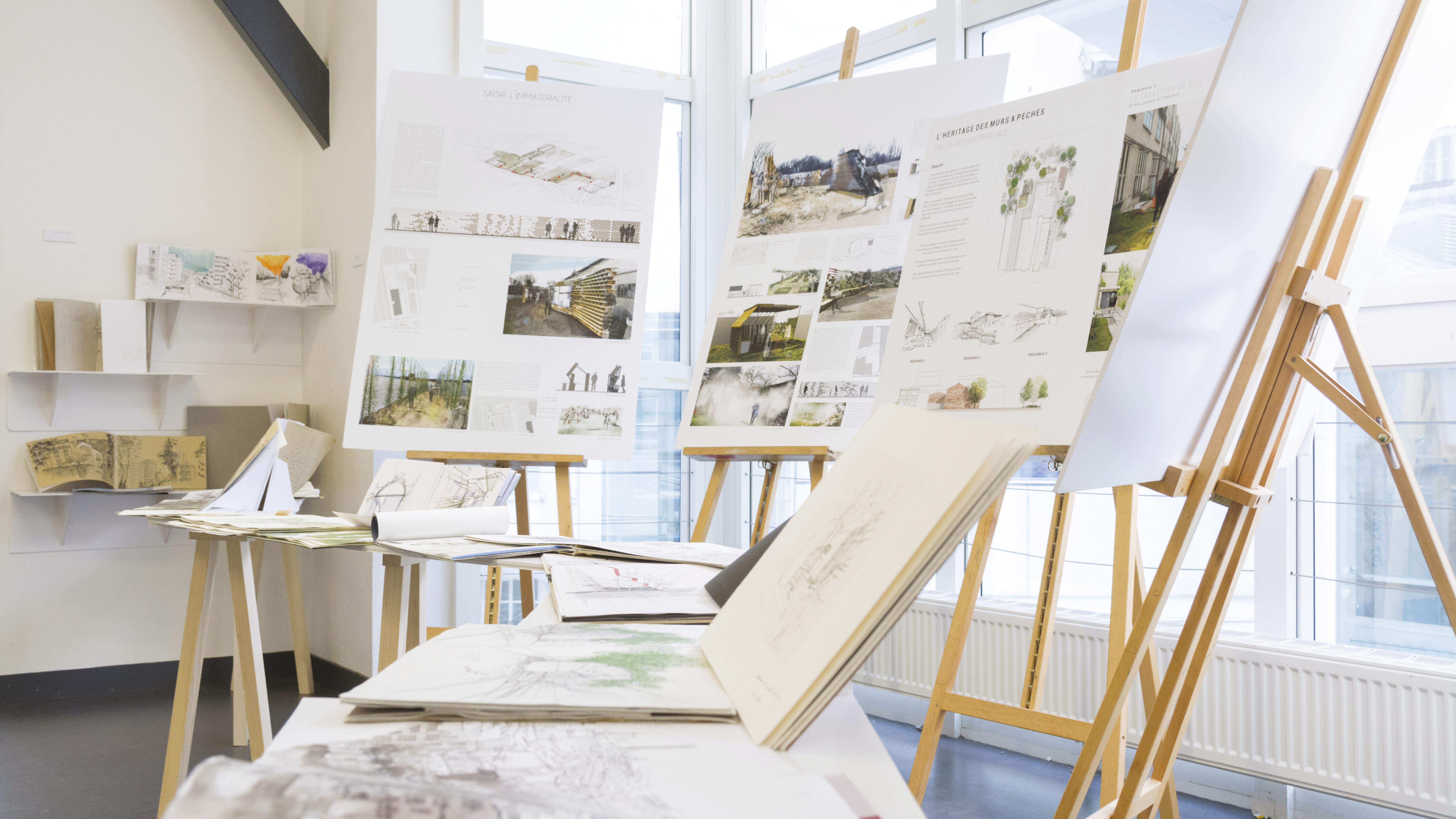 Ecole De Design Annecy bachelor design d'espace - architecture intérieure - ecole