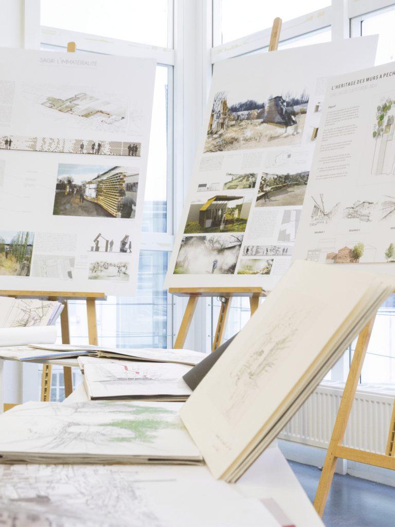 Design D Espace Toulouse bachelor design d'espace - architecture intérieure - ecole